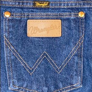 Wrangler Men's Cowboy Cut Original Fit Jean 36x32